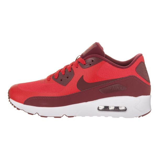 new style 5674a 196c3 Shop Nike Men's Air Max 90 Ultra 2.0 Essential Red Synthetic ...