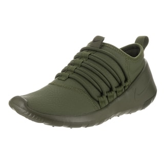 Nike Women's Payaa Green Synthetic Leather Running Shoes