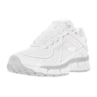 Brooks Women's Adrenaline Gts 16 White Running Shoes