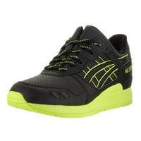 Asics Men's Gel-Lyte III Black Synthetic Leather Running Shoes