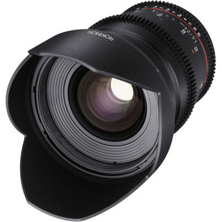 Rokinon 24mm T1.5 Cine DS Lens for Micro Four Thirds Mount