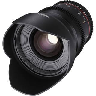 Rokinon 24mm T1.5 Cine DS Lens for Nikon F Mount