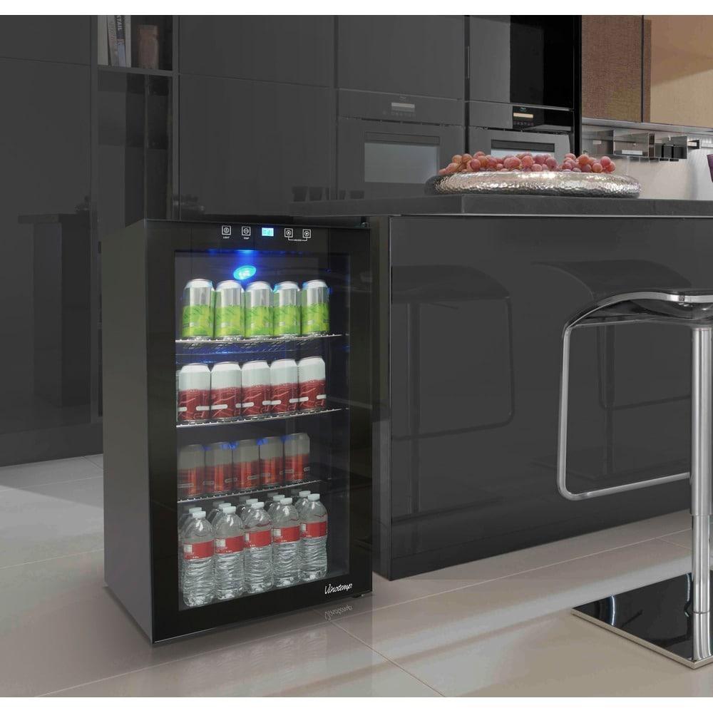 Element by Vinotemp VT-34 Touch Screen Beverage Cooler (V...