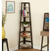 Simple Living Lana Corner Shelf - N/A