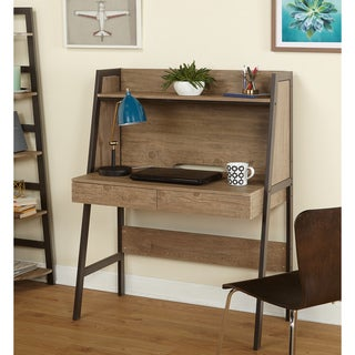 Simple Living Lana Desk with Hutch