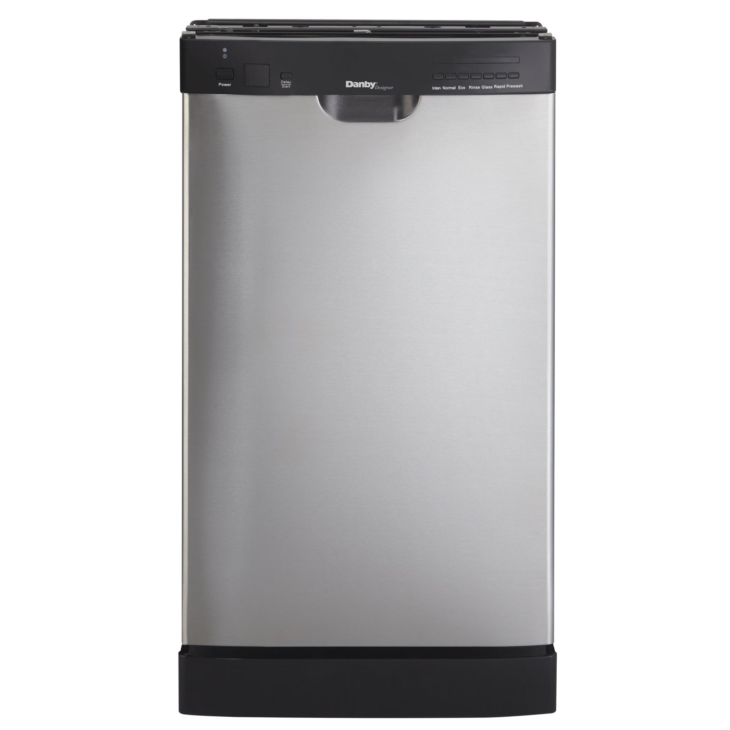 Danby DDW1802EBLS 8 Place Setting Built In Dishwasher Sta...