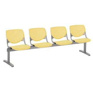 Kool Yellow 4-seat Beam Seating