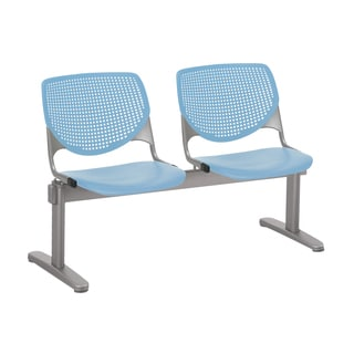 KOOL 2 Sky Blue Seat Beam Seating