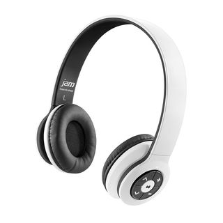 HMDX Jam HX-HP420 Certified Refurbished Transit Bluetooth Wireless Stereo Headphones