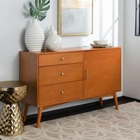 52-inch Angelo:HOME Mid-Century TV Console - Acorn