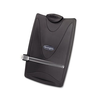 Kensington Insight Plus Easel Desktop Copyholder 50 Sheet Capacity Graphite