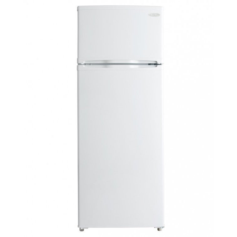 Danby DPF073C1WDB 7.3CF Apartment Size Refrigerator White