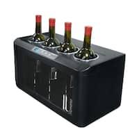 Element by Vinotemp Il Romanzo 4-bottle Open Wine Cooler