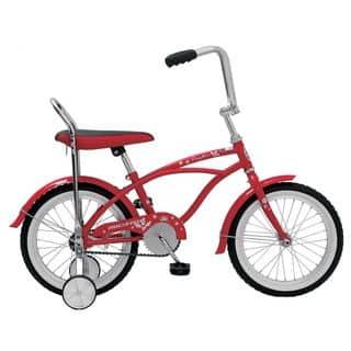 Micargi Taylor Boy's Red 16-inch Cruiser Bike (Option: Red)|https://ak1.ostkcdn.com/images/products/14533383/P21086209.jpg?impolicy=medium