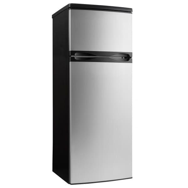 Danby DPF073C1BSLDD 7.3CF Apartment Size Refrigerator Sta...
