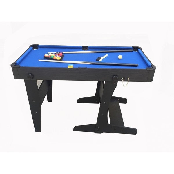 "48"" Spacesaver Pool Table"