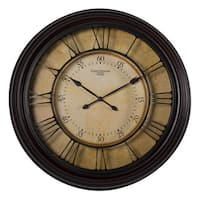Studio Designs Home 29-inch Traditional Chateu Wall Clock