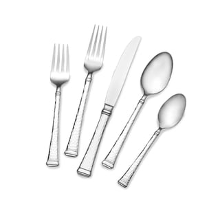 Link to Mikasa Hammered Harmony 18/10 20 Piece Set Similar Items in Flatware