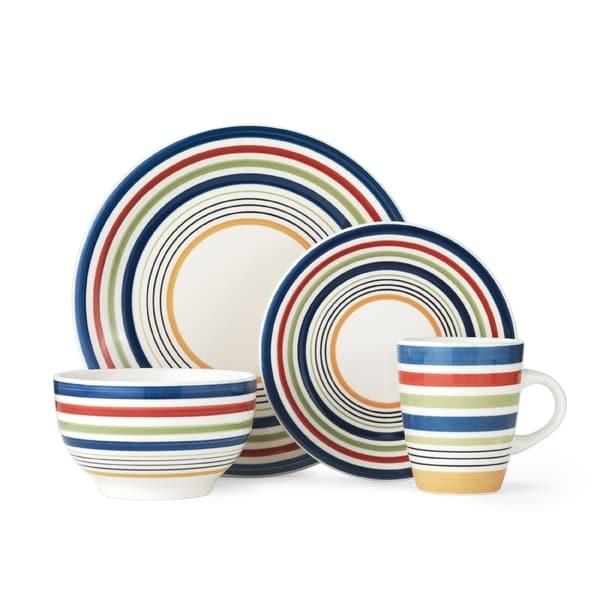 Pfaltzgraff Morocco 16pc Stoneware Dinnerware Set  sc 1 st  Overstock & Shop Pfaltzgraff Morocco 16pc Stoneware Dinnerware Set - On Sale ...