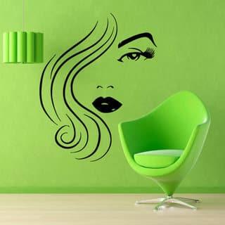Model Beauty Salon Wall Decor