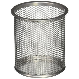 Design Ideas Silver Pencil Cup