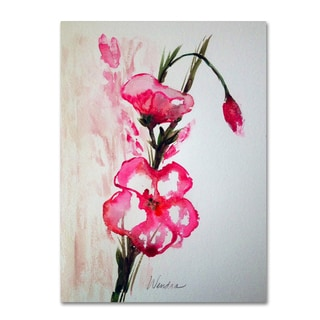 Wendra 'New Bloom' Canvas Art