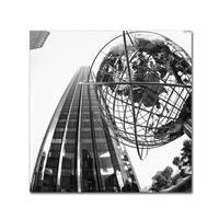 CATeyes 'Columbus Circle 2' Canvas Art