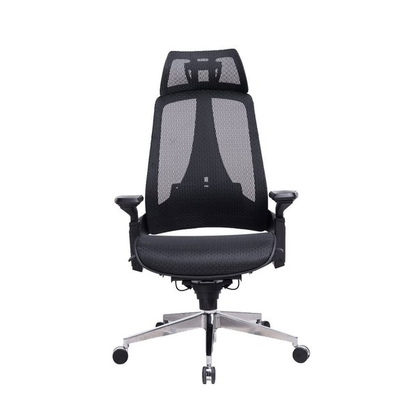 Viva Office Fashionable Eiffel Tower Style Multifunction Managerial Chair With Adjule Armrests And Headrest