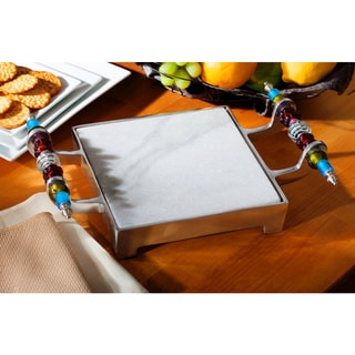 Link to Beaded Marble Cheese Serving Tray Similar Items in Serveware
