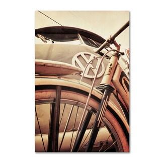 Jason Shaffer 'VW' Canvas Art