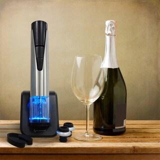 Epicureanist Wine Bottle Opener and Preserver (2-in-1 Set)