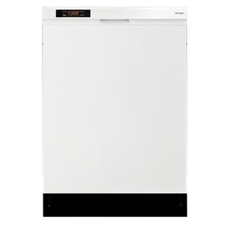 Blomberg White Built-in 24-inch Dishwasher