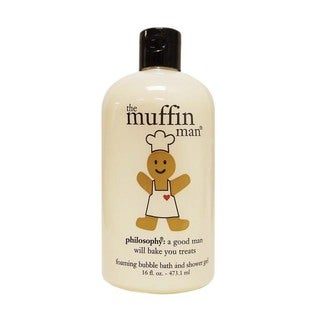 Philosophy The Muffin Man 16-ounce Shower Gel & Bubble Bath