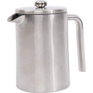 Wyndham House (304) Stainless Steel 1.2-liter (40.5-ounce) Double-wall French Press