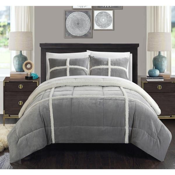 Chic Home 2-Piece Chiron Comforter Set