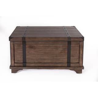 Traditional Rustic Aspen Skies Occasional Trunk Cocktail Table|https://ak1.ostkcdn.com/images/products/14536366/P21088901.jpg?impolicy=medium