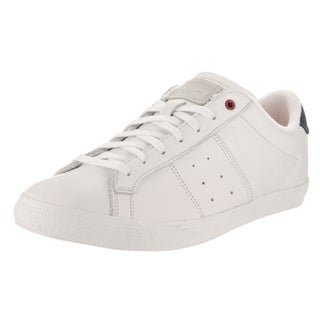 Onitsuka Tiger Unisex Lawnship White Leather Casual Shoes