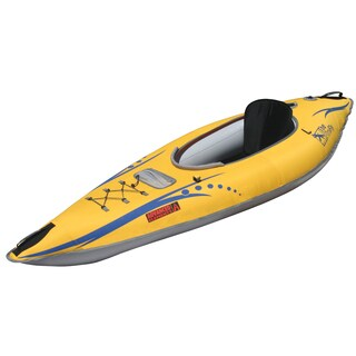 FireFly Inflatable Kayak (Option: Yellow)