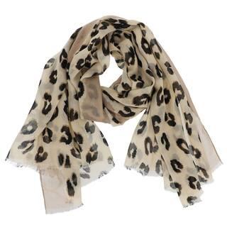LA77 Leopard Print Scarf https://ak1.ostkcdn.com/images/products/14536448/P21088963.jpg?impolicy=medium