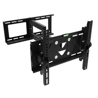 Free-View Full Motion Swivel Tilting 99-pound Monitor/ TV Wall Mount