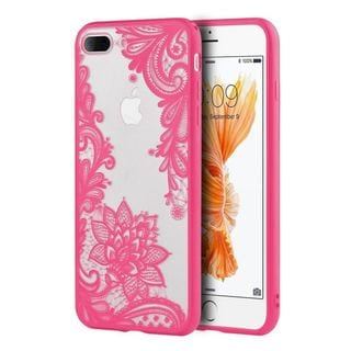 Insten Floral Hard Snap-on Case Cover For Apple iPhone 7 Plus