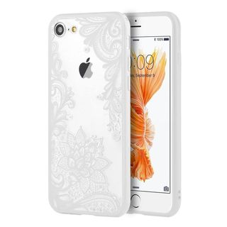 Insten Floral Hard Snap-on Case Cover For Apple iPhone 7