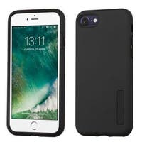 Insten Hybrid Hard PC/ Silicone Dual Layer Rubberized Matte Case Cover For Apple iPhone 7