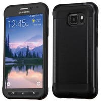 Insten Dual Layer Hard PC/ Silicone Hybrid Rubberized Matte Case Cover For Samsung Galaxy S7 Active