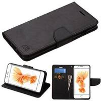 Insten Leather Cover Case with Stand/ Wallet Flap Pouch For Apple iPhone 7 Plus
