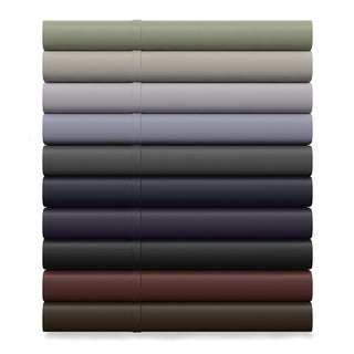 Exceptionally Soft Premim Luxury Double Brushed Microfiber Flat Sheet
