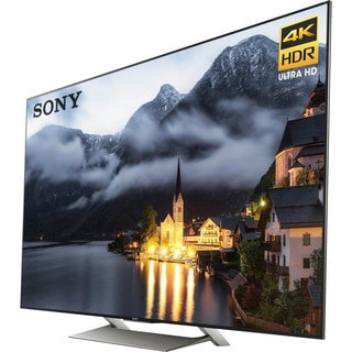 "Sony X900E 49"" 4K Ultra HD High Dynamic Range Smart Android TV"