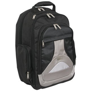 Geoffrey Beene Tech 17-inch Laptop Business Backpack
