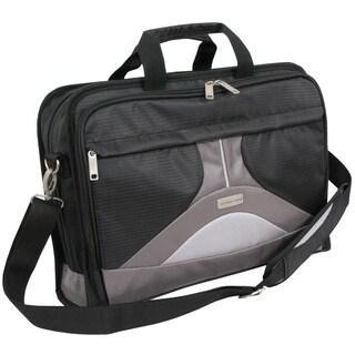 Geoffrey Beene Tech 17-inch Laptop Business Briefcase