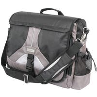 Geoffrey Beene Tech 17-inch Laptop Messenger Bag